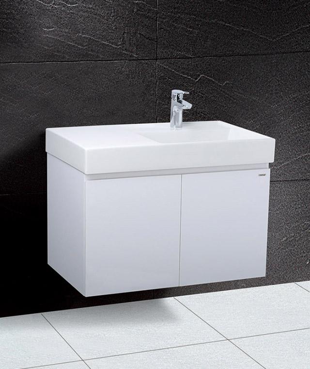 Chậu rửa lavabo đặt bàn Caesar LF5384